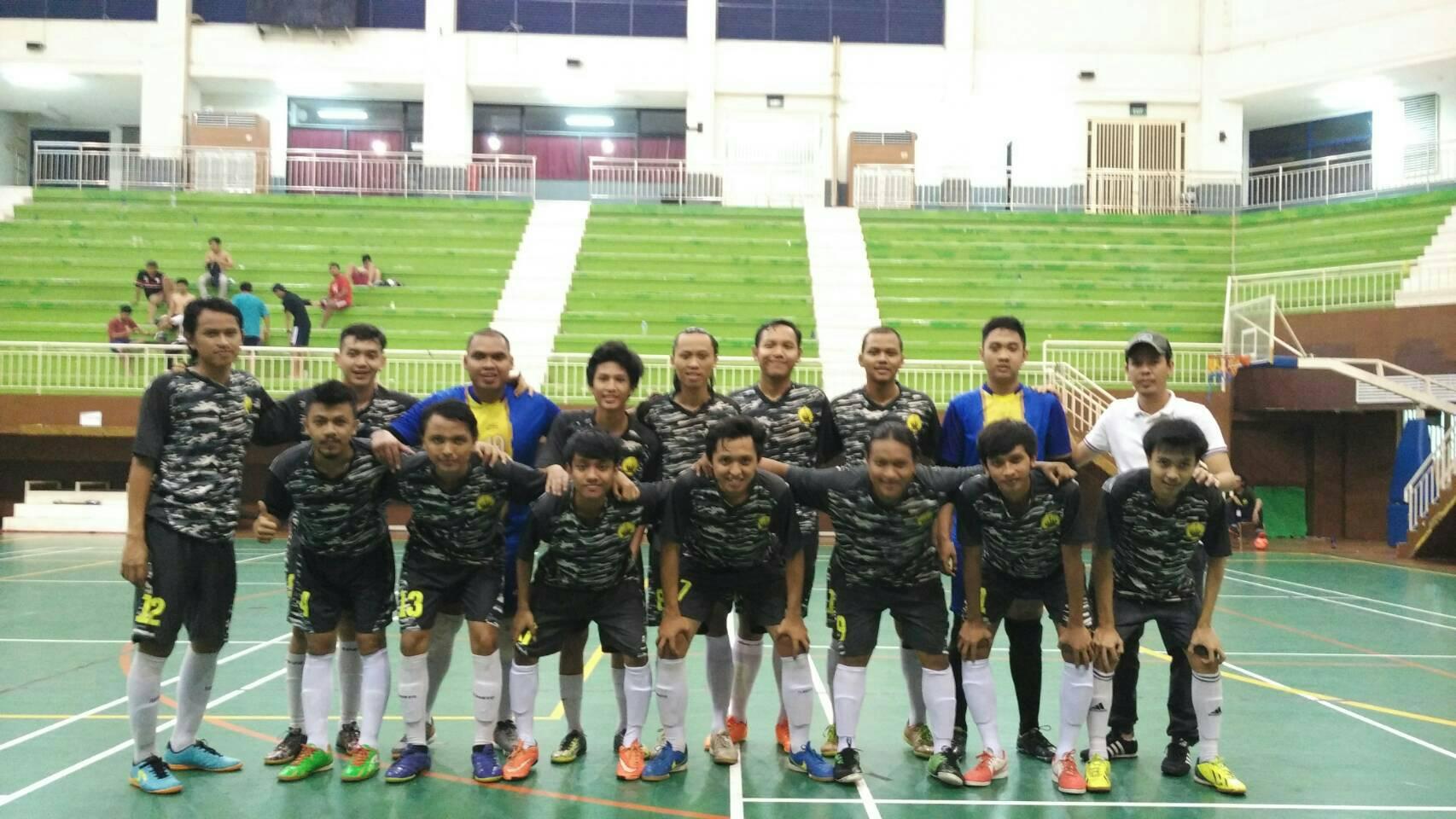 Klub Futsal Di Fakultas Ekonomi Bisnis Universitas Pancasila Suara