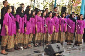 PSUP ikut serta dalam Upacara Hari Kemerdekaan ke-71 di Gedung BPPT Kemenristek Dikti
